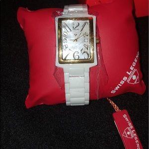 """""""Swiss Legend"""" Women's Watch"""